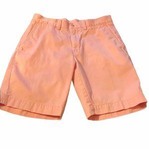 Men's size 30 pink polo shorts. EUC